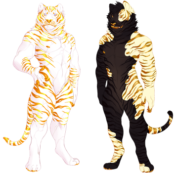 gilded tigers - OTA by gatorstooth
