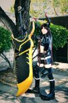 BRS: Combat by SugarBunnyCosplay