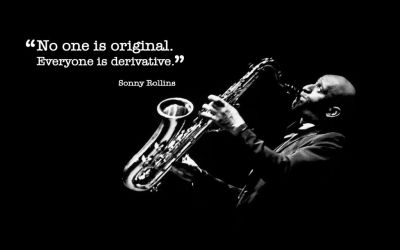 Sonny Rollins (Derivative) by evilwonders