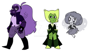 ONE LEFT Misc Adopts by ghostlymoon-adopts