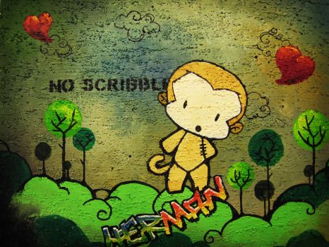 No Scribble by hermanization