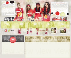 Order Layout ft. Little Mix #49 by BebLikeADirectioner