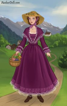 Me - French Folklore 2 by IndyGirl89