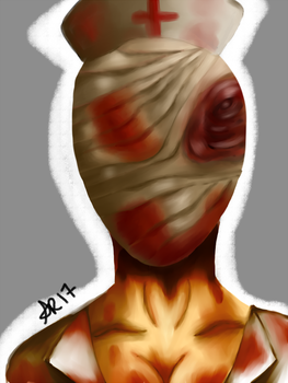 Welcome to Silent Hill by MachineGunLola