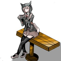 AT request : Chiaki Nanami by neiger