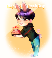 #happyJKday by lulabones