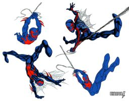 Spider-Man 2099 2 by ultrapaul