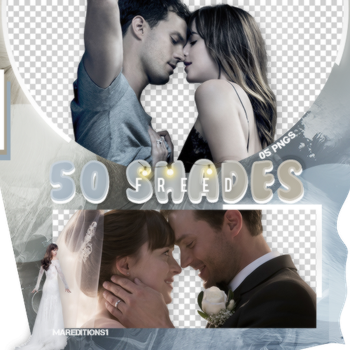 /PACK PNG/ 50 SHADES FREED. by MarEditions1