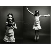 a flying angel + photographer by br3w0k