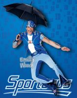 Sportacus by emillywood