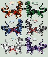 Points Adoptables: 3 _ OPEN by Penniciful