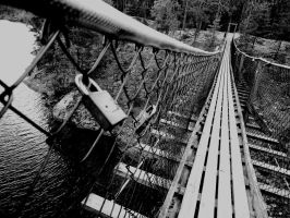 suspension bridge by ellaa209