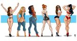 Big booty Project by Age-Velez