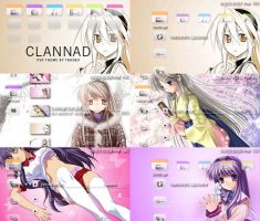Clannad PSP Theme by takebo