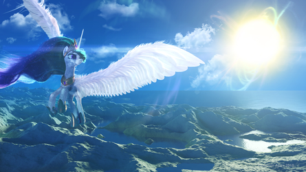 The Lady of Light by Etherium-Apex