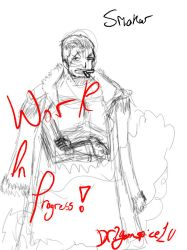 Smoker WIP by Dragonspice101