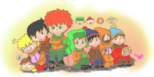 South Park by PinkDerpyUnicornz