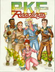 'P.K.E. Readings' 3 Cover by SandySchreiber