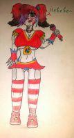 Fnia Baby in my style by Demonia99