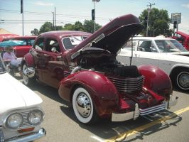 1937 Cord Westchester by Shadow55419