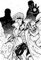 Gambit INKs by Aev-art