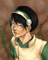 Toph by ComradeBitter