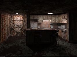 Silent Hill 4 'Room 302' by Angelion1987