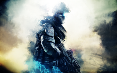 Ghost Recon Wallpaper by Ivanuvo