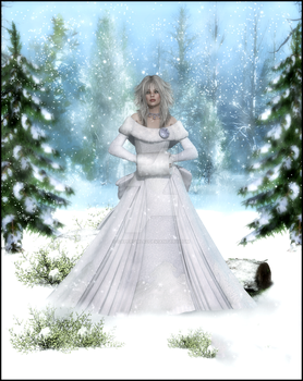 Enchanted Winter by CaperGirl42