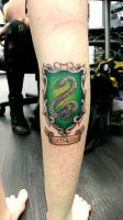 Clever Boy by kaleidoscope-tattoos