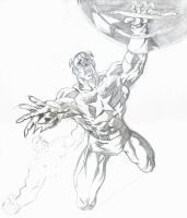 Captain America by odairjr