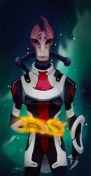 Commission: Mordin by Shaya-Fury