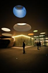 Palestra Building by Evilien