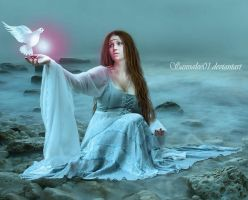Tranquillity by Sannalee01