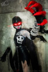 Livicole Cosplay | Let The Darkness Consume You by Knightmare6