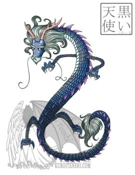 Aes: Brass Revolution - Qinglong Male by kuroitenshi13