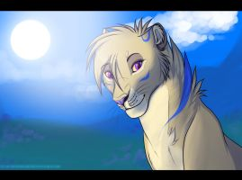 when the sun Smiles by Ronkeyroo