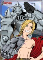 FMA- Let's go Al XD by raya
