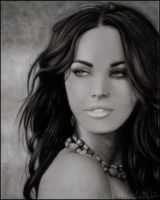 Megan Fox II by toxicdesire