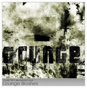 Grunge Brushes by Scully7491