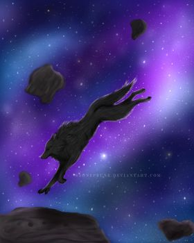 You will land among the stars by SaoNeptune