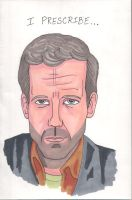 House MD Birthday Card by angelacapel