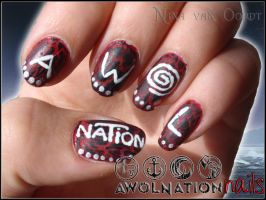 Awolnation nails 4 by Ninails