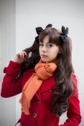 Fate/Stay night - Tohsaka Rin by Dillios