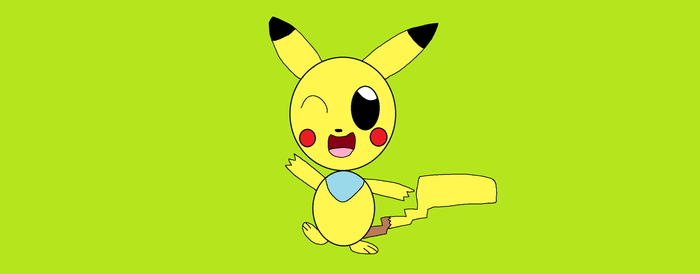Phil the Pikachu (Gift) 2.0 by PantherKing239