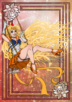 Sailor Venus by Teo-Hoble