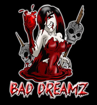 Bad Dreams Girls Vampy by TheDarkArts33