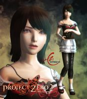 Project Zero 2: Mio Amakura by KitMartin