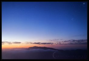 Above The Clouds by CapturingTheNight