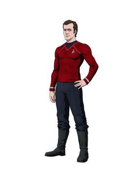 Chief Petty Officer Laurence Tolliver by SeekHim